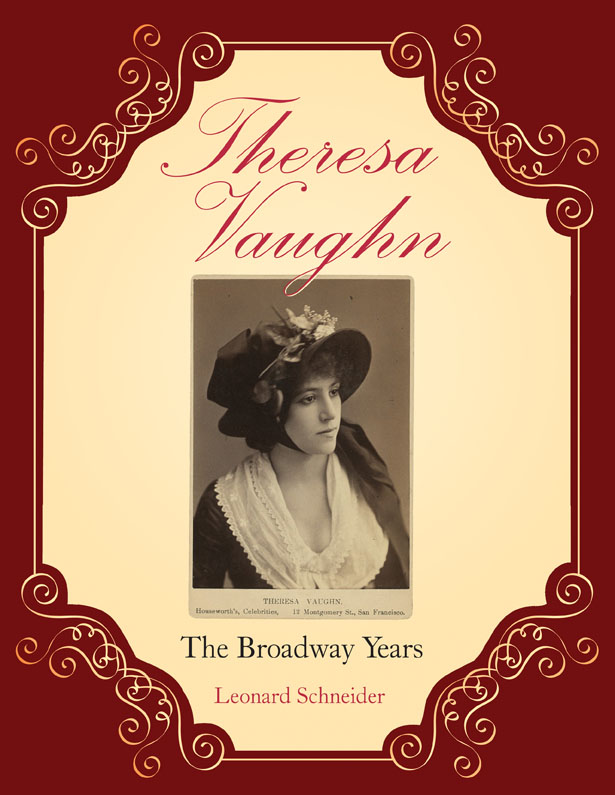 Theresa Vaughn The Broadway Years